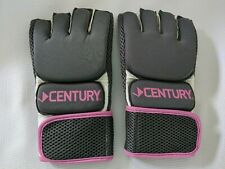 Women's/Youth Mixed Martial Arts Gloves M/L- Gray Pink - MMA/UFC/Karate/Boxing