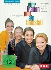 VIER FRAUEN UND EIN TODESFALL, Staffel 4 (2 DVDs) NEU+OVP