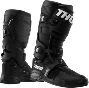 Thor Radial Boots 14 Black