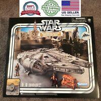 Star Wars: The Vintage Collection Galaxy's Edge Millennium Falcon Smuggler's Run