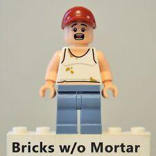 New Genuine LEGO Farmer Minifig DC Super Heroes 76054
