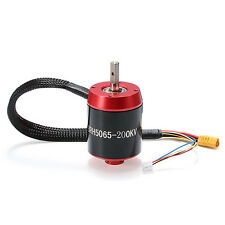 Racerstar 5065 BRH5065 200KV 6-12S Brushless Motor Red Without Gear For Balancin