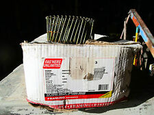 Fasteners 4089 Framing Gun Pneumatic Coil Nails Wire Weld 15 degree 2 3/8 X .113
