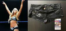 Kelly Kelly WWE Signed/Autographed Authentic Ring Worn Shorts w/ JSA COA