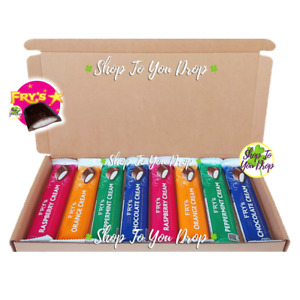 🍫🎁FRYS CREAM PERSONALISED GIFT BOX Chocolate Bars Selection Cadbury Hamper🍫🎁