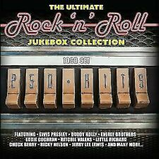 The Ultimate Rock 'n' Roll Jukebox Collection by Shirelles (CD, 2017, Gift of Sound Media)