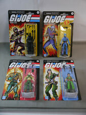 Cobra Commander Figurine G.i. Joe Retro Collection Series Hasbro