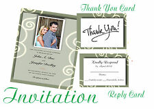Photoshop Templates PSD for Wedding Invitation Vol. 3