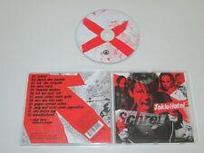 TOKIO HOTEL / SCREAM (Island/Universal 98741542) CD Album