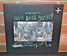 Black Label Society Alcohol Fueled Brewtality Vinyl 2lp