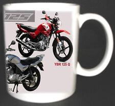 YAMAHA YBR 125 CLASSIC MOTO TAZZA. LIMITED Edition. YBR 125 G