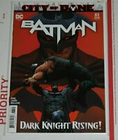 Batman #83 City of Bane Dark Knight Rises DC Comic 1st Print 2019 NM