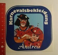 Pegatina/sticker: Andrea carnaval prendas de vestir (010916159)