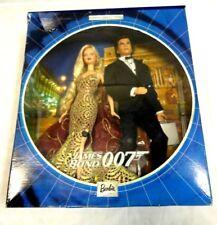Mattel Barbie Collectibles James Bond 007 Collectors Edition B0150