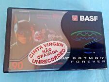 CASSETTE TAPE BLANK SEALED -  1x (one) BASF BATMAN FOREVER 90 [1995-97] - RARE