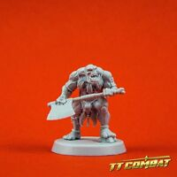 TTCombat - FH001 - Feral Orc Chief miniature, great with fantasy wargames
