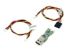 FrSky USB Upgrade Cable FrUSB-3 DFT DJT DHT 8ch Telemetry Rx Sensor Hub FLD-02