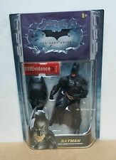 "The Dark Knight Batman Mask 6"" Action Figure With Crime Scene Evidence MATTEL"