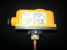 Tauchthermostat TC 200/A mit Außenskala 200 mm lang Temperaturregler: 0-90°C