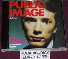 PUBLIC IMAGE - FIRST ISSUE -8 TRACK CD- (CDV 2114)