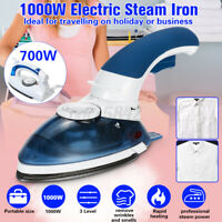 MINI Portable Rotating Handheld Electric Iron Garment Steam Steamer Brush  !!