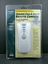Ceiling Fan & Light Remote Control By Hunter Model 27185 All Fan Universal