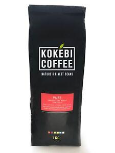 Freshly Roasted Coffee Beans - Kokebi Pure 1KG 100% Arabica