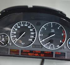 BMW E38, E39, X5, Kombiinstrument Tacho Display Pixel Reparatur Pixelfehler