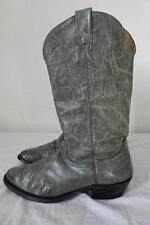 Vintage NOCONA Texas Western Cowboy Boots grey US 10 D/ UK 9.5   159 Y
