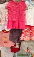 lot revendeur-palette Complète De 200 Pièces  Textiles Baby/Enfants Neuf