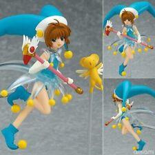 Anime FigFIX008 Card Captor Sakura Kinomoto Sakura Battle Costume Figure No Box