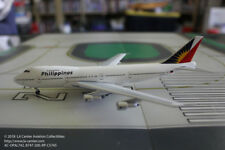 Aeroclassics Philippines Airlines Boeing 747-200 in Old Color Model 1:400