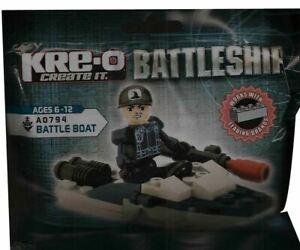 Kreo Battleship A0794 Battle Boat 26 pieces