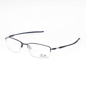 Glasses Frames-Oakley LIZARD OX5113-0156 Satin Black 56mm Titanium Occhiali New