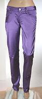 Jeans Donna Pantaloni in Raso MET Regular Fit C958 Tg 24 27 31 32