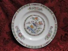 "Wedgwood Kutani Crane, Bird, Floral Band: Salad Plate (s), 8"""