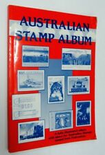 Australian Stamp Album Second Edition by The Stamp Factory, Softcover