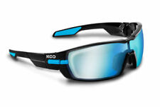 Black Polycarbonate Cycling Sunglasses & Goggles