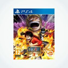 ONE PIECE PIRATES WARRIORS 3 sur PS4 / Neuf / Sous Blister / Version FR