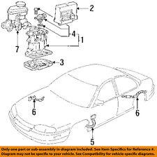 GM OEM Abs-Harness 12164189