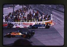 Lammers / Scheckter / Jarier - 1979 Long Beach Grand Prix - Vtg 35mm Race Slide