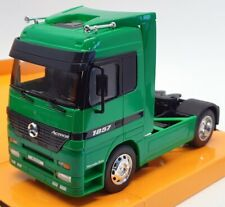 Welly 1/32 Scale Model Car 32280W - Mercedes Benz Actros - Green