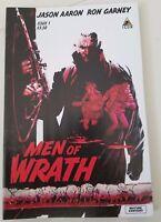MEN OF WRATH #1 (2014) ICON COMICS JASON AARON! RON GARNEY! 1ST PRINT! NM