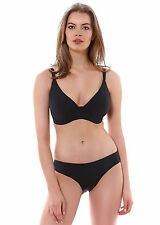 Bas maillot de bain FREYA REMIX slip ITALIEN taille XL ou 44 46 noir