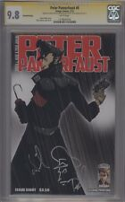 PETER PANZERFAUST #8 - SIGNED AND SKETCHED - CGC 9.8 - 1179043054