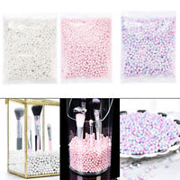 Fillings Pearls Beads Decoration Charms for Makeup Brush Bucket Storage Box