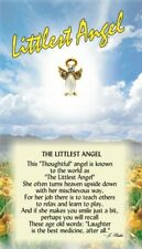 Thoughtful Little  Angels - The Littlest Angel  #985