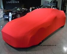 "JAGUAR E-TYPE 4.2 COUPE SERIES II (68-71) ""SUPER SOFT STRETCH"" INDOOR CAR COVER."