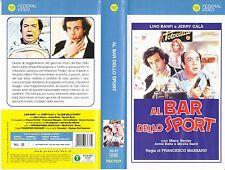 Al bar dello sport (1984) VHS
