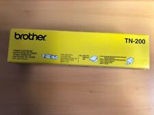 GENUINE TN-200 BLACK TONER CARTRIDGE FOR BROTHER PRINTER/FAX MACHINE